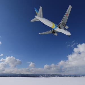 青空雪レフ