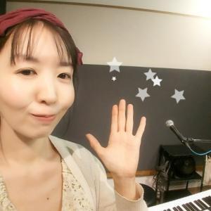 『アラジン』『アナ雪』ピアノ弾き語りで歌いました