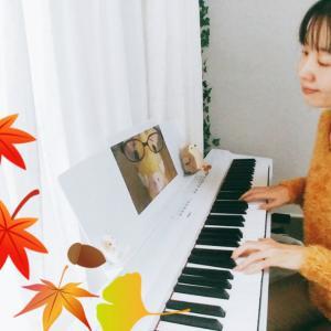 みんな知ってるあの秋の名曲をピアノ演奏してみます
