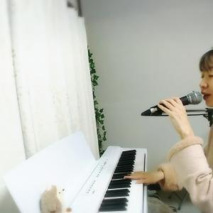 尾崎豊さんの名曲をピアノ弾き語りしました