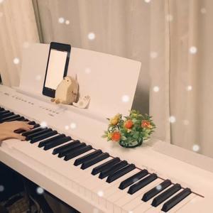 『ただ泣きたくなるの』静かにピアノ弾き語り