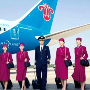 中国南方航空 客室乗務員募集