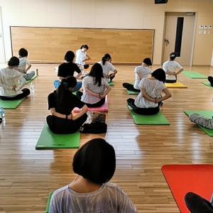 ママのリフレッシュタイム yogaroma初夏の特別レッスン
