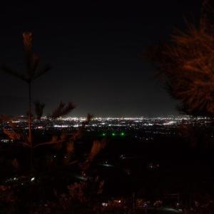 ファインビュー室山@安曇野は露天風呂からの夜景がヤバイ!