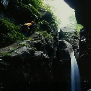 2006年・弥太蔵谷遡行