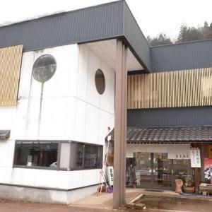 豆腐屋で日本酒を買う@五箇山