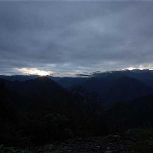 17年ぶりとなる無雪期の越中駒ヶ岳。
