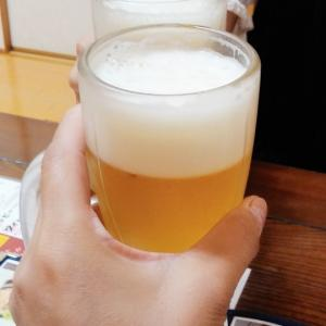 素敵な時間(*^^*)  二人で乾杯♡そしてハプニングが···!