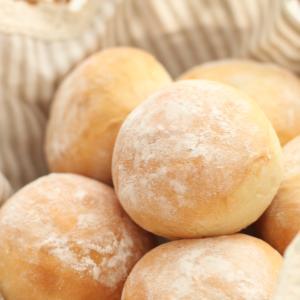 こねない!ラクまぜパン、応用編は長時間低温発酵の事も学べるようになりました。