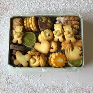 クッキー缶のプライベートレッスン