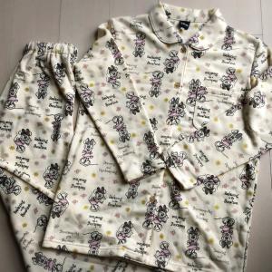 【しまむら購入品】税込1000円ディズニーパジャマ