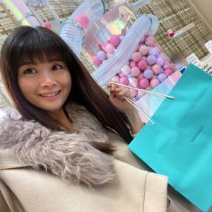 【Tiffany & Co.限定品】幸せになれるオリジナルアクセ