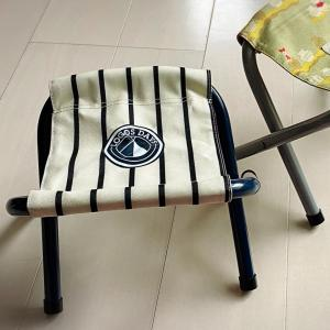 【しまむら購入品】超お買い得ワンコイン椅子