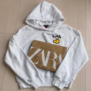 【ZARA購入品】セールで購入した破格商品