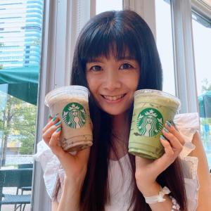 【スタバ購入品】新作抹茶とほうじ茶のシェイク