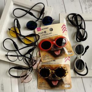 【ダイソー購入品】サングラス&メガネ8種コンプ