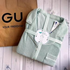 【GU購入品】激売れ!GUの「ミントパジャマ」再入荷