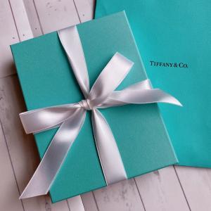 【Tiffany & Co.購入】誕生日のお祝いに選んだ物