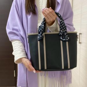 【しまむら購入品】新作スカーフバッグが可愛い♪