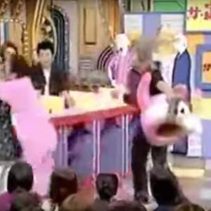 【伝説】 江頭2:50が橋田壽賀子に強引にキス