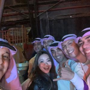 エジプト★国立レダ舞踊団60周年公演へ...写真たち