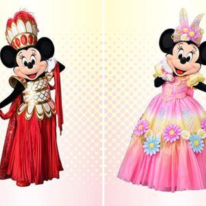 ミニーのファッションコレクション