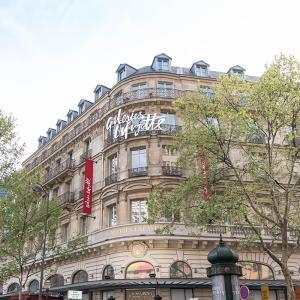 パリでショッピング!ギャラリー・ラファイエットの必見おすすめお買い物リスト!!