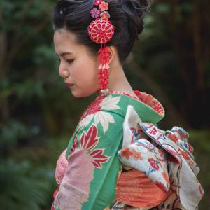 長崎キモノ迷宮時間◆アンティーク振袖撮影会◆