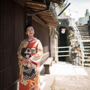 長崎キモノ迷宮時間◆アンティーク振袖撮影会◆その5