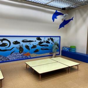 【鹿児島】鹿児島水族館で息子大興奮