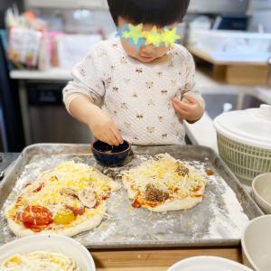 子供と一緒にできる料理の代表ってやっぱりこれだよね。のおうちごはん。
