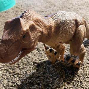 息子が覚えたい恐竜の名前が難しくて覚えられない母。