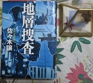佐々木譲『地層捜査』