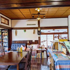 ブック&コーヒー「コヨミ」|淡路島唯一の古本カフェでお茶してきたよ!