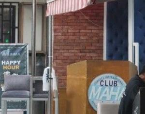フィールズのクラブ・マハ(MAHA)に入ってみる