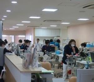 日本に一時帰国する度にある家族の外科手術