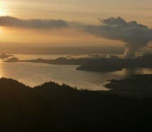 タール火山噴火から2週間 警戒レベル3に引き下げられた事の考察