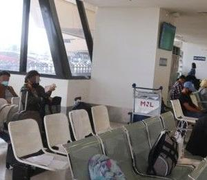 マニラ空港から羽田空港への帰国 マニラ空港でのイミグレーションへの支払い