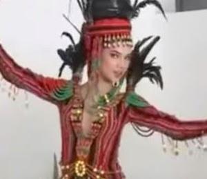 ミス・アースフィリピン2020はバギオ選出のロクサーヌ・アリソン