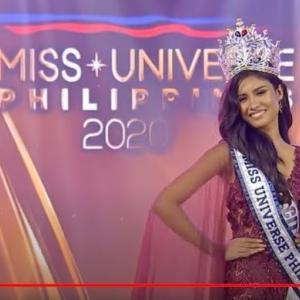 ミス・ユニバースフィリピン2020はイロイロ代表のラビア・マテオさん