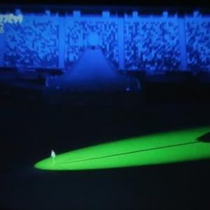 オリンピック2020の開会式は長かった