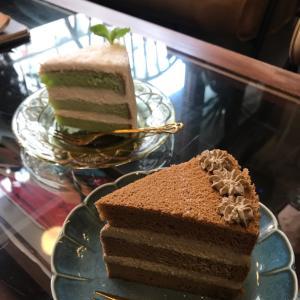 深水ホでケーキもコーヒーも美味しく癒されるカフェ!