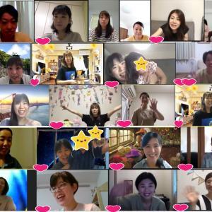 オンラインレッスン6/14(日)zoomで♪ママゴスペル☆ブリスタ神奈川~奈良からも参加~