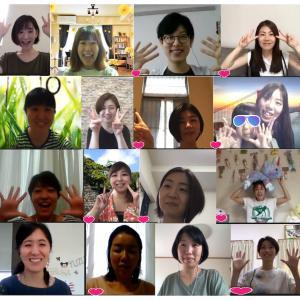 Zoomでオンラインレッスン7/12(日)ママゴスペル☆ブリスタ神奈川~4か月目に突入~