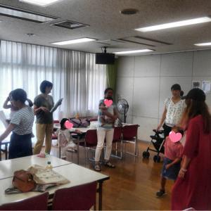 7/30ゴスペルレッスン♪@矢向地区センター