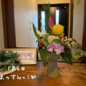 花持ちがまちまち。