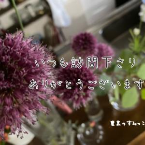 自然いっぱいの【東京のすみっこ】今朝は蒸すわ。