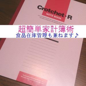 【ノート一冊】世界で1つだけのオリジナル家計簿の書き方【ズボラでもできた】