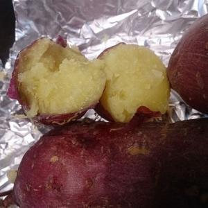 炊飯器でご飯を炊くと同時にふかしイモが作れる!?簡単ウマいと聞いて試してみました