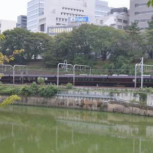 E655系 お召列車 中央本線